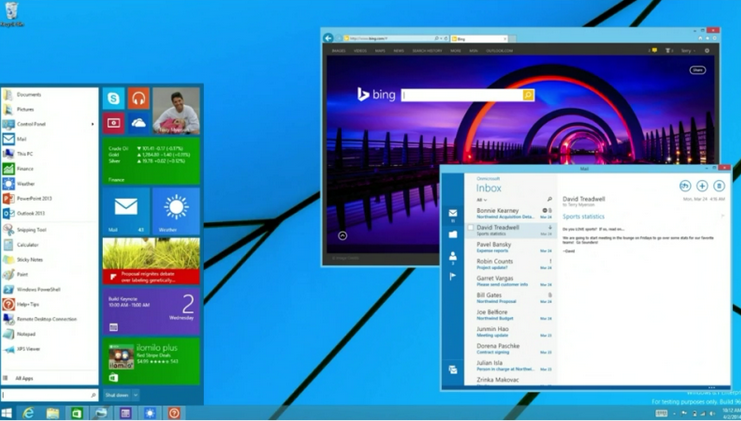 windows 8.1 update start menu