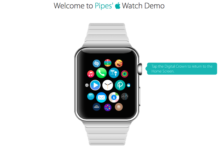 pipes watch demo
