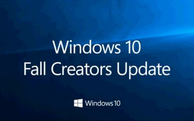Fall Creators windows 10