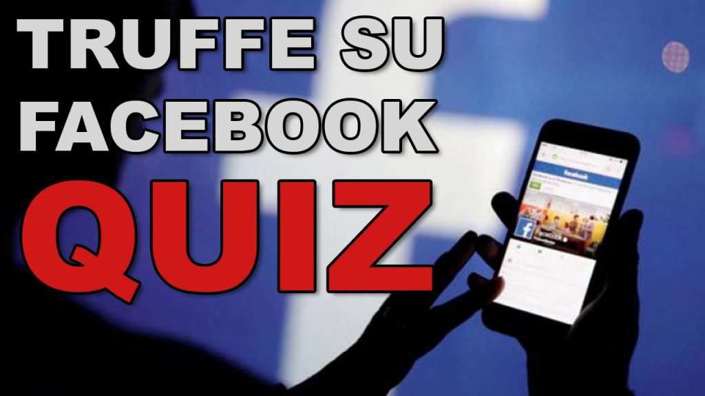 quiz e test facebook